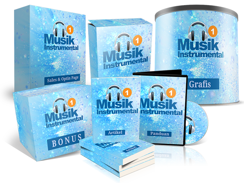 Cover PLR Musik Instrumental Vol1